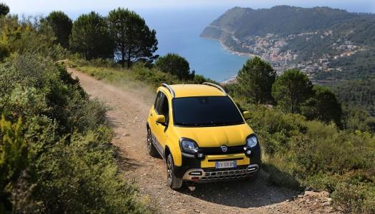 Panda Cross la nuova SUV compatta di Fiat a partire da 19.490€ informazioni e motori