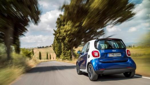 Nuova Smart ForTwo e ForFour 2015 in arrivo a Novembre, immagini, motori e prezzo