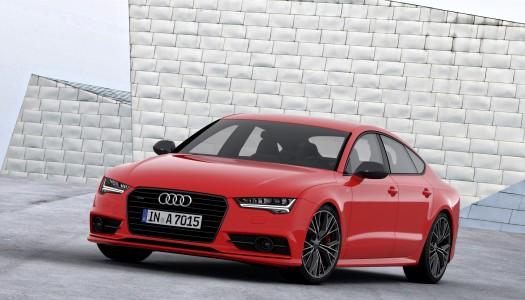 Nuova Audi A7 3.0 TDI competition per i 25 anni dei turbo diesel Audi