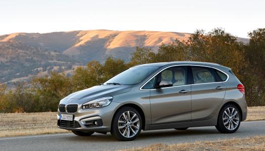 Nuova BMW Serie 2 Active Tourer prezzi e motori