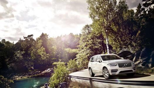 Nuovo Volvo XC90 2015, immagini, foto e informazioni