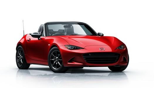 Nuova Mazda MX-5 2015 informazioni, motori e immagini