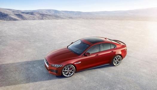 Nuova Jaguar XE 2016 immagini e informazioni ufficiali e prezzi