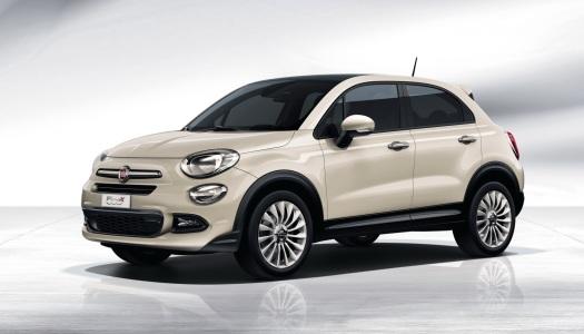 Nuova Fiat 500x tutte le immagini e informazioni ufficiali