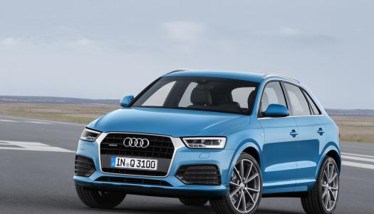 Nuova Audi Q3 facelift 2015 foto e informazioni