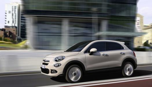 Fiat 500X Web Edition a 17.250 euro tutte le immagini ufficiali