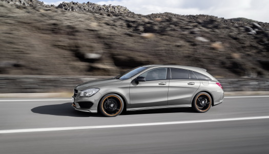 Nuova Mercedes CLA Shooting Brake e CLA 45 AMG