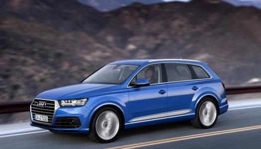 Nuova Audi Q7 2016 immagini e informazioni