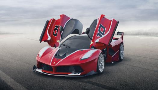 Nuova Ferrari FXX K immagini e informazioni del prototipo ibrido