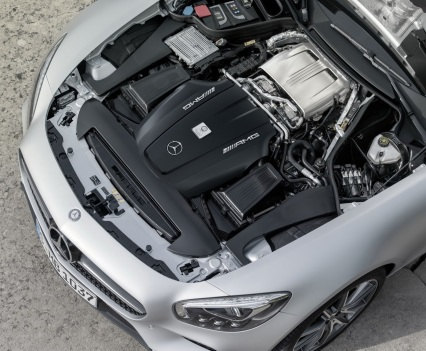 Mercedes-amg-gt-55