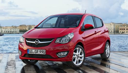 Nuova Opel KARL, la futura Agila a meno di 10.000 euro