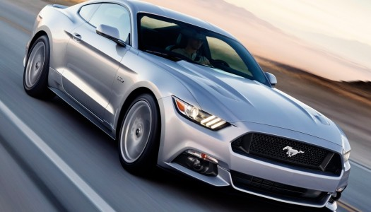 Ford Mustang arriva in Italia da 36000€