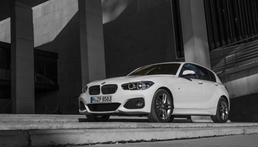 Nuova BMW Serie 1 2016