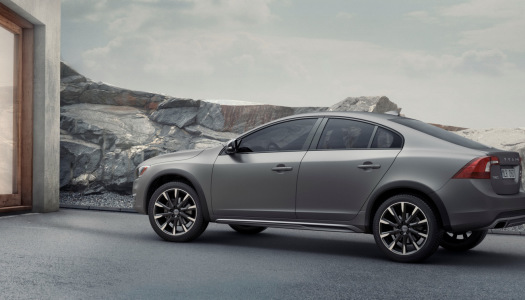 Nuova Volvo S60 Cross Country 2016