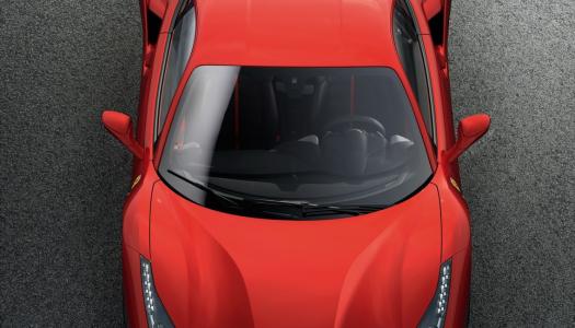 Nuova Ferrari 488 GTB con V8 turbo e 670 cavalli