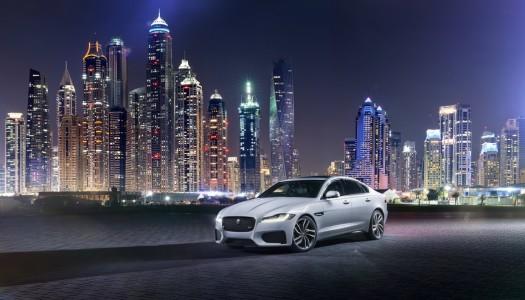 Nuova Jaguar XF 2016