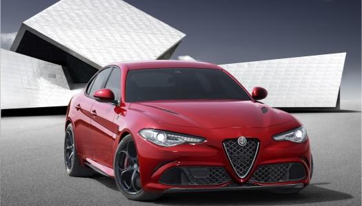 Nuova Alfa Romeo Giulia Quadrifoglio