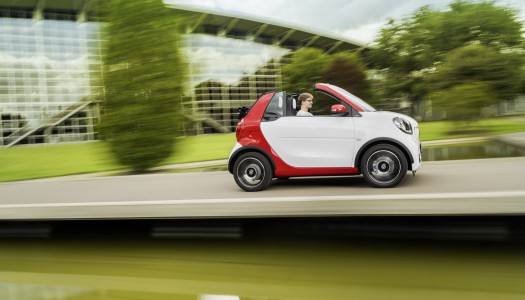 Nuova Smart For Two cabrio 2016