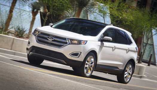 Ford EDGE arriva in Europa