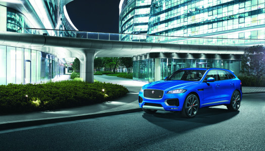 F-Pace il nuovo SUV di Jaguar
