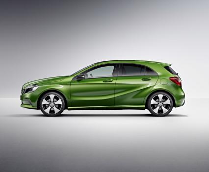 A 200 (Style), Elbaitgrün, StudioA 200 (Style), elbaite green, studio