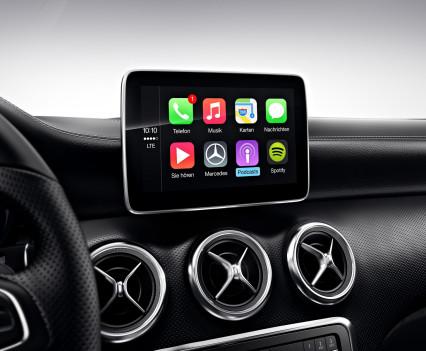 Apple CarPlay Smartphone IntegrationspaketApple CarPlay smartphone integration package
