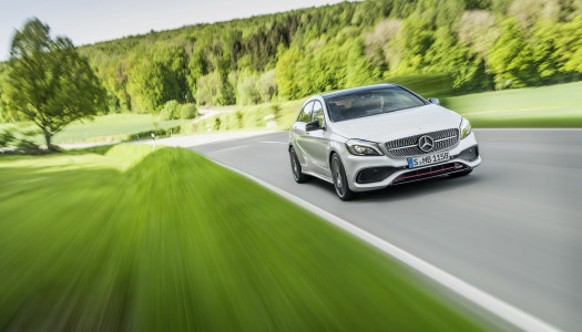 Nuova Mercedes-Benz Classe A restyling 2016