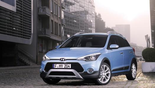 Hyundai i20 Active informazioni e motori