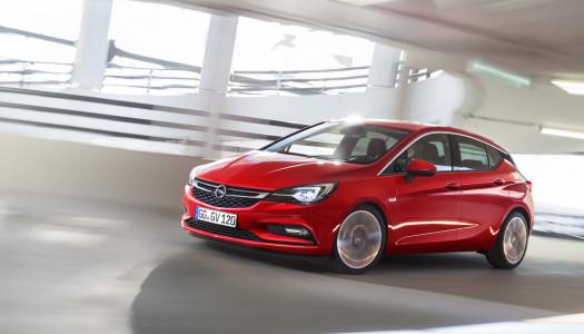 Nuova Opel Astra 2016