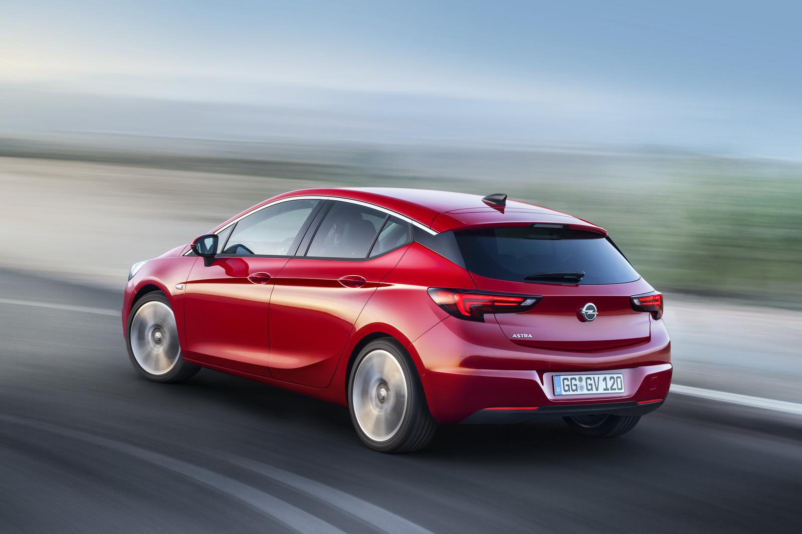 Nuova Opel Astra 2016 Revving It Blog Sul Mondo Dell Auto