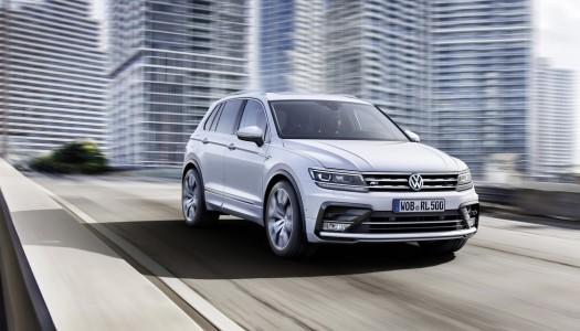 Nuovo Volkswagen Tiguan 2016