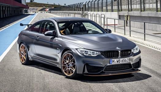 Nuova BMW M4 GTS