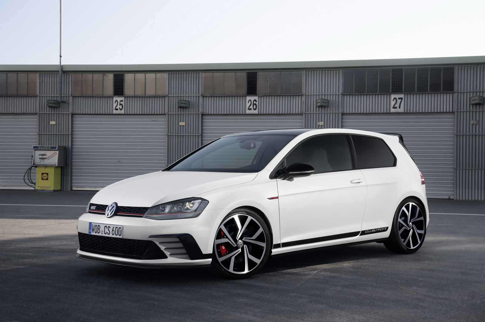 nuova volkswagen golf gti clubsport 2016 revving it blog sul mondo dell 39 auto. Black Bedroom Furniture Sets. Home Design Ideas