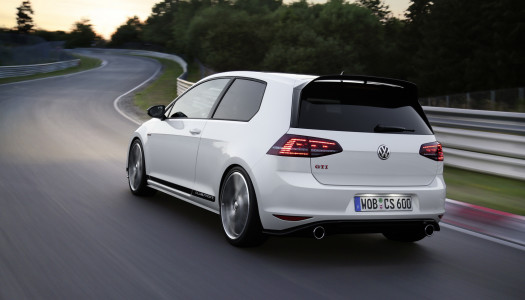 Nuova Volkswagen Golf GTI Clubsport 2016