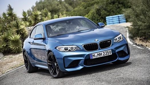 Nuova BMW M2 Coupé 2016