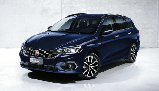 Nuova Fiat Tipo, i prezzi di Station Wagon e Hatchback