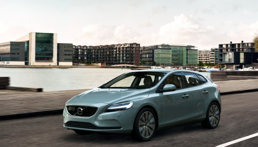 Nuova Volvo V40 2016 e Cross Country restyling