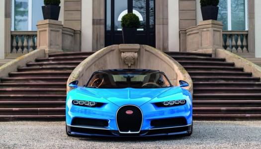Bugatti Chiron, 1500 cavalli per l'auto più veloce del mondo