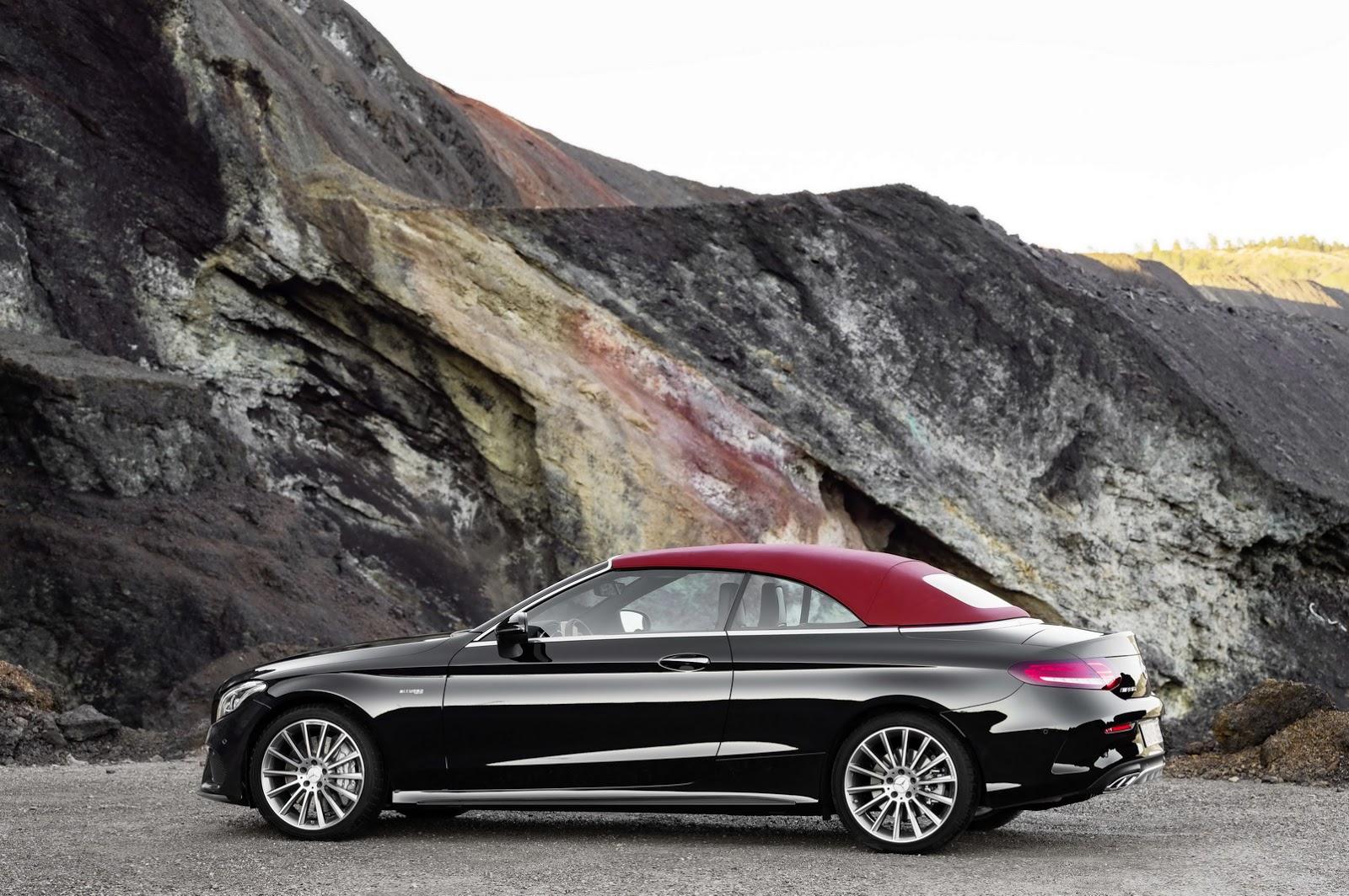 nuova mercedes classe c cabrio 2016 revving it blog sul mondo dell 39 auto. Black Bedroom Furniture Sets. Home Design Ideas