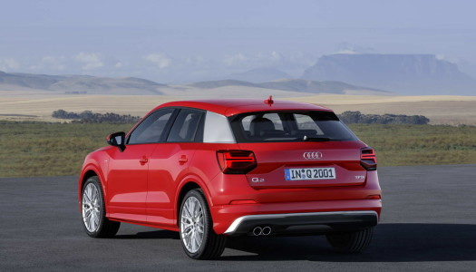 Audi Q2, il nuovo crossover compatto