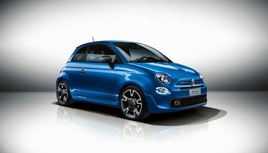 Nuova Fiat 500S 2016