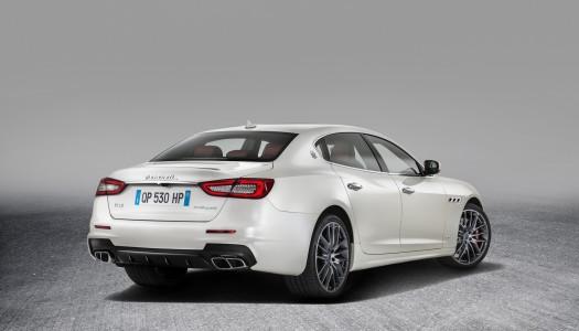 Nuova Maserati Quattroporte 2017 restyling